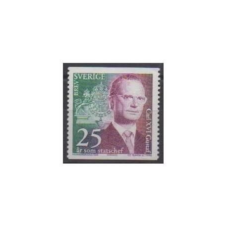 Sweden - 1998 - Nb 2045 - Royalty