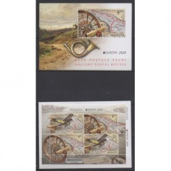 Moldavie - 2020 - No C988 - Service postal - Europa