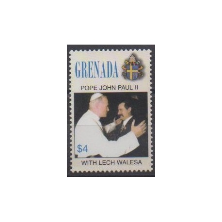 Grenade - 2005 - Nb 4741 - Pope
