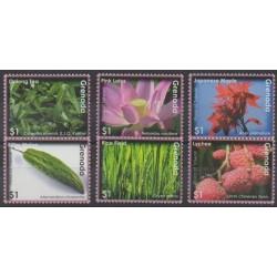 Grenade - 2008 - No 5061/5066 - Fruits ou légumes