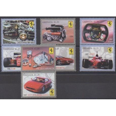 Grenade - 2010 - Nb 5238/5245 - Cars