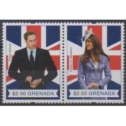 Grenade - 2011 - Nb 5312/5313 - Royalty
