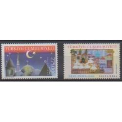 Turkey - 2000 - Nb 2947/2948 - Tourism
