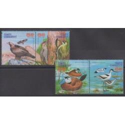 Turkey - 2000 - Nb 2949/2952 - Birds