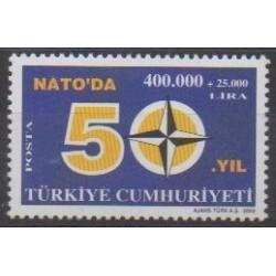 Turkey - 2002 - Nb 3024
