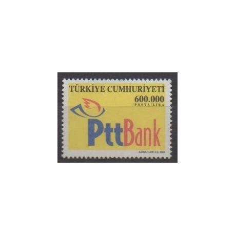 Turkey - 2004 - Nb 3098