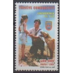 Turkey - 2004 - Nb 3113 - Dogs