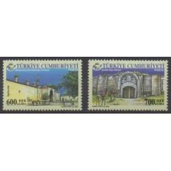 Turkey - 2004 - Nb 3111/3112 - Sights