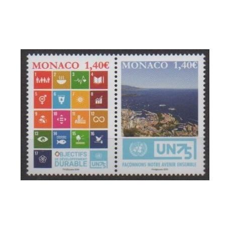 Monaco - 2020 - Nations Unies - Environment
