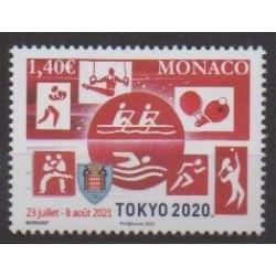 Monaco - 2020 - Tokyo - Summer Olympics