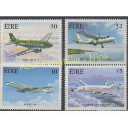 Irlande - 1999 - No 1184/1187 - Avions
