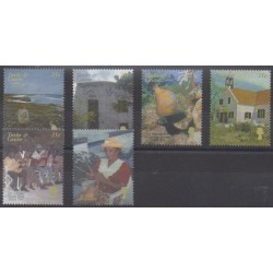 Turks and Caicos ( Islands) - 2002 - Nb 1507/1512 - Royalty