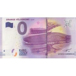 Euro banknote memory - 13 - Orange Vélodrome - 2017-3
