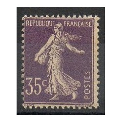 France - Varieties - 1906 - Nb 136a