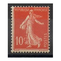 France - Varieties - 1906 - Nb 135a