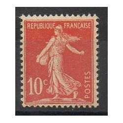 France - Poste - 1906 - Nb 134