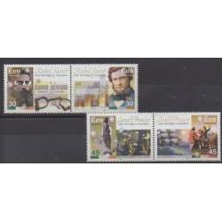 Ireland - 2001 - Nb 1340/1343 - Various Historics Themes