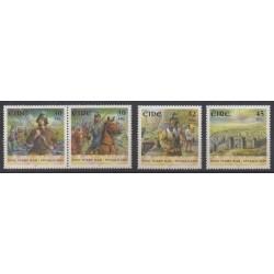 Ireland - 2001 - Nb 1349/1352 - Military history