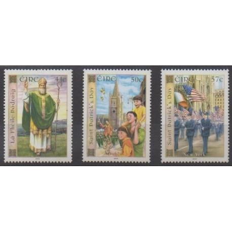 Ireland - 2003 - Nb 1493/1495