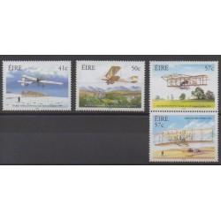 Ireland - 2003 - Nb 1520/1523 - Planes