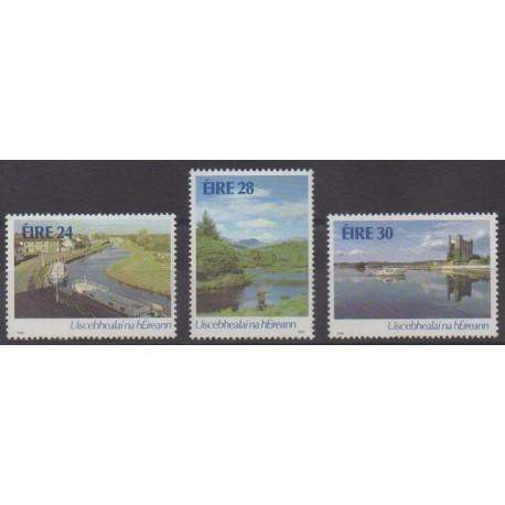 Ireland - 1986 - Nb 599/601 - Sights