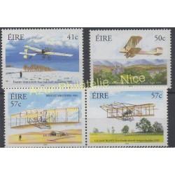 Irlande - 2003 - No 1520/1523 - Avions