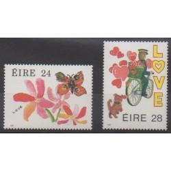 Ireland - 1987 - Nb 616/617