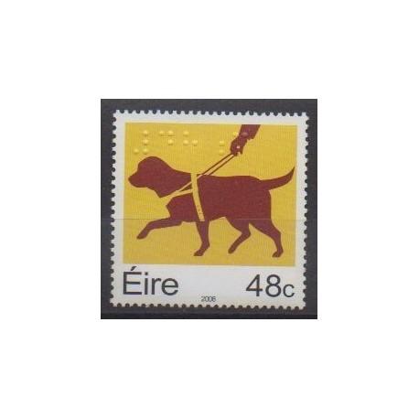 Ireland - 2006 - Nb 1716 - Dogs