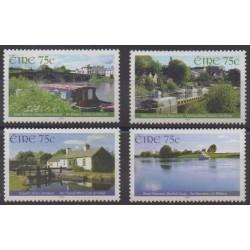 Ireland - 2006 - Nb 1731/1734 - Sights