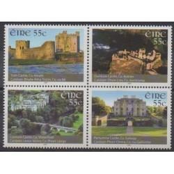 Ireland - 2007 - Nb 1758/1761 - Castles