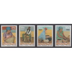 South Africa - Bophuthatswana - 1990 - Nb 248/251 - Craft