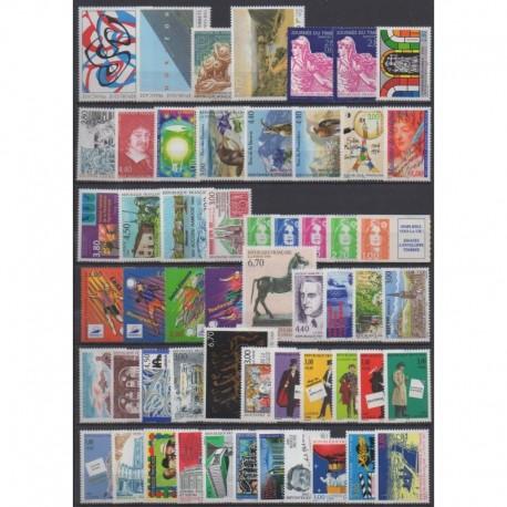 France - 1996 - Nb 2986/3041