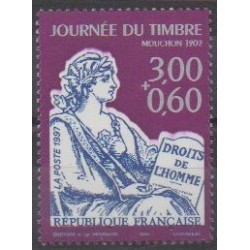 France - Poste - 1997 - Nb 3051 - Human Rights - Philately