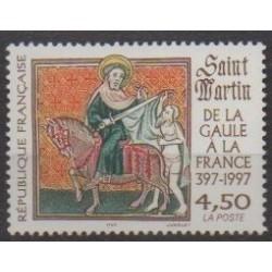 France - Poste - 1997 - Nb 3078 - Religion