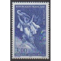 France - Poste - 1997 - Nb 3058 - Literature - Europa