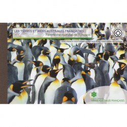 French Southern and Antarctic Lands - Booklet - 2020 - Carnet patrimoine mondial de l'Unesco