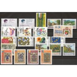 Liechtenstein - Complete year - 1996 - Nb 1065/1085