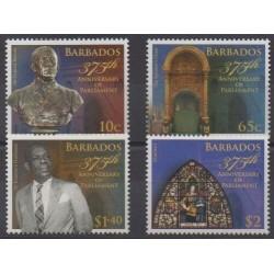 Barbados - 2014 - Nb 1273/1276 - Various Historics Themes