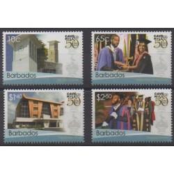 Barbados - 2014 - Nb 1282/1285