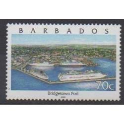 Barbados - 2002 - Nb 1072 - Boats