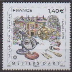 France - Poste - 2020 - Nb 5454 - Art - Craft