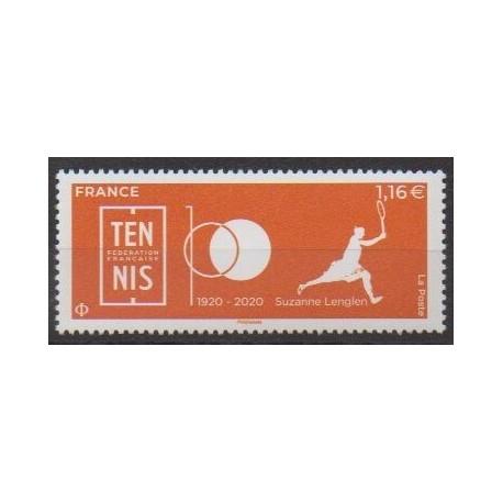 France - Poste - 2020 - Nb 5438 - Various sports