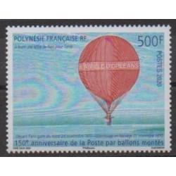 Polynesia - 2020 - Nb 1251 - Hot-air balloons - Airships