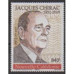 New Caledonia - 2020 - Nb 1398 - Celebrities