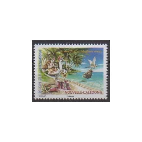 New Caledonia - 2020 - Nb 1401 - Christmas