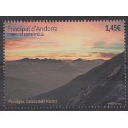 Andorre espagnol - 2020 - No 489 - Sites