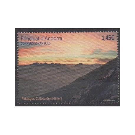 Spanish Andorra - 2020 - Nb 489 - Sights
