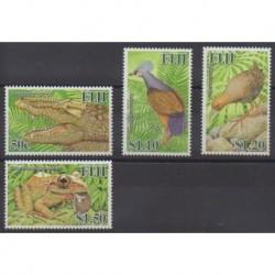 Fiji - 2006 - Nb 1116/1119 - Animals