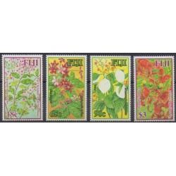 Fiji - 2006 - Nb 1128/1131 - Flowers
