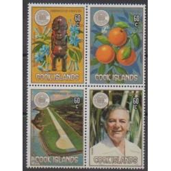 Cook (Islands) - 1983 - Nb 690/693